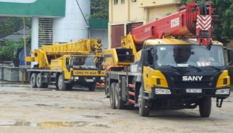Vận chuyển, lắp đặt máy ép gạch TPHCM – Hòa Bình