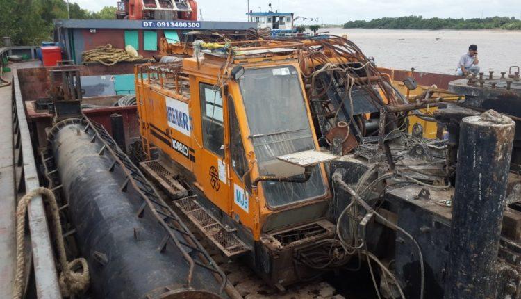 Vận chuyển máy đóng cọc, trạm trộn Trà Vinh – TPHCM