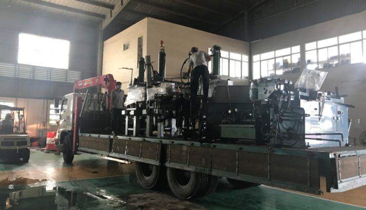 Di dời nhà máy Benkan Khu Công Nghiệp Thuận Đạo – Bến Lức – Long An